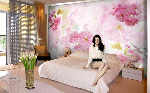 5 Ways To Work Florals Into Your Decor. how to make my room brighter   apl cheeks